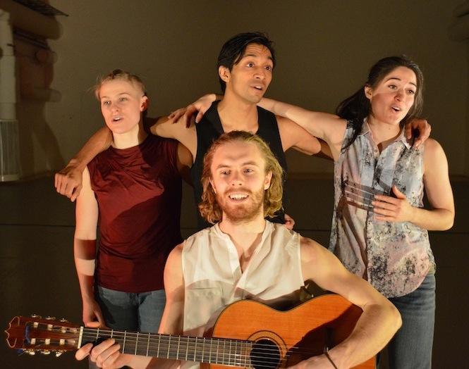 ShortOrder-gitarrgrupp